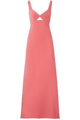 Hibiscus Sweetheart Gown by Jill Jill Stuart