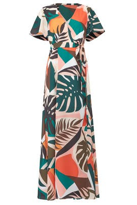 Kiera Wrap Maxi by Hutch