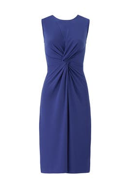 Knotted Ellis Dress by Of Mercer