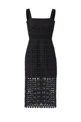 Black Lace Sheath by Slate & Willow