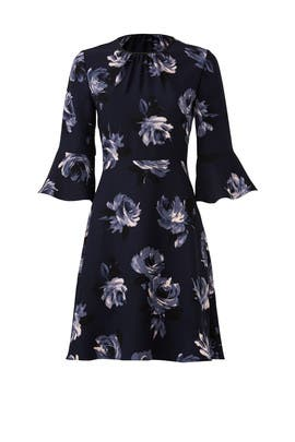 Night Rose Dress by kate spade new york