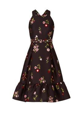 Printed In Bloom Dress by kate spade new york