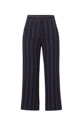 Porter Stripe Pants by Carven
