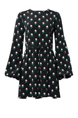 Casimir Dot Dress by Diane von Furstenberg