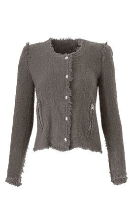 Tweed Agnette Jacket by Iro