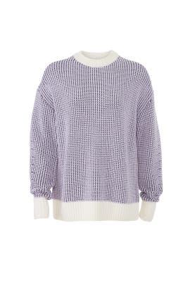 Cashfeel Multi Sweater by Jason Wu Grey