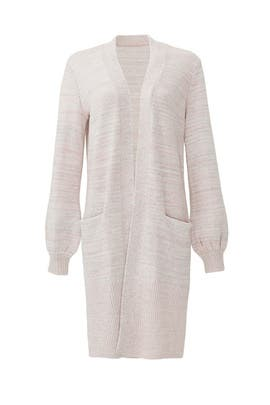 Mouline Sweater Coat by Rebecca Taylor