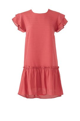 Delicate Double Sleeve Dress by Shilla