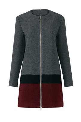 Carey Coat by cupcakes and cashmere