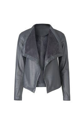 Gracelyn Faux Leather Jacket by BB Dakota