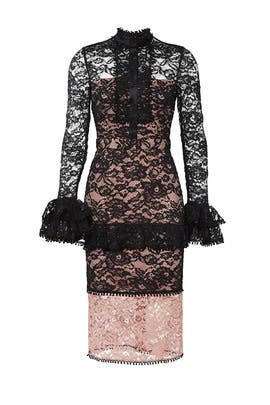 Beverly Lace Dress by Alexis