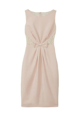 He Makes Me Blush Dress by Badgley Mischka