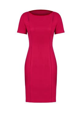 Pink Jonas Dress by Elie Tahari