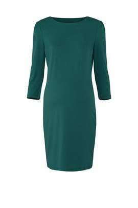 Emerald Audra Maternity Dress by Rosie Pope