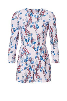 Floral Dunaway Vines Beverly Romper by Draper James