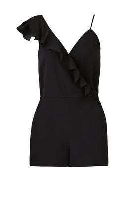Emily Combo Romper by Parker