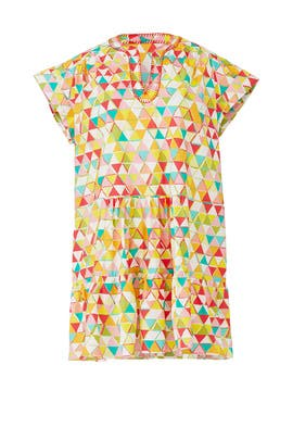 Printed Ashley B Shift by SALONI