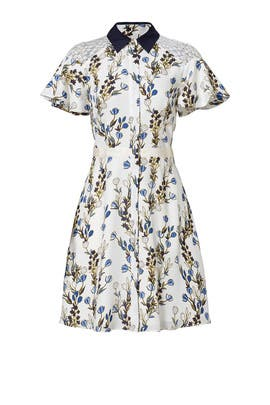 White Cloister Shirtdress by Draper James