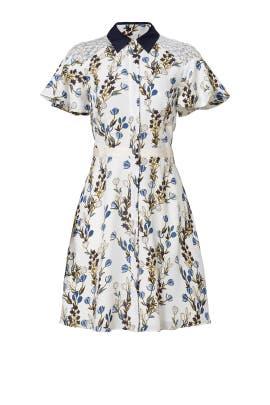 White Cloister Shirtdress by Draper James