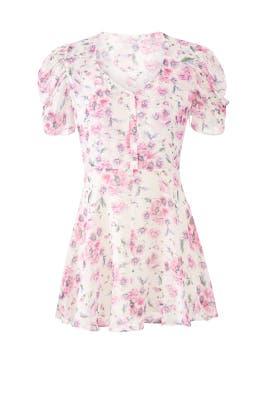 Floral Cara Dress by LoveShackFancy