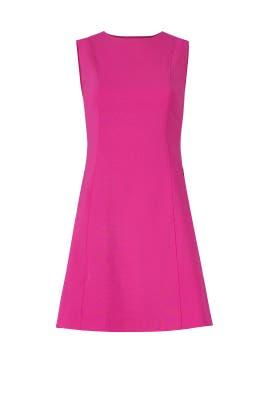 Fuchsia Helaina Dress by Theory