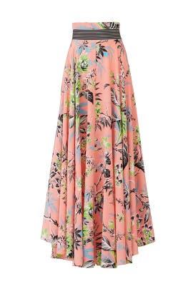 High Waisted Maxi Skirt by Diane von Furstenberg