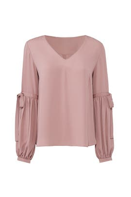 Blush Dublin Top by Amanda Uprichard