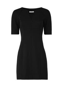 Black Kane Dress by Trina Turk
