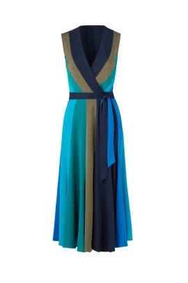 Penelope Silk Wrap Dress by Diane von Furstenberg