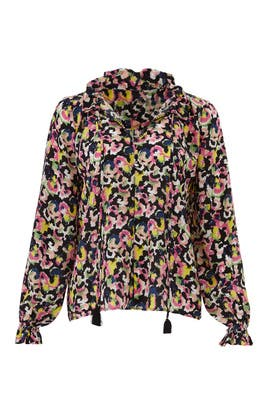 Emile Floral Shirt by SALONI
