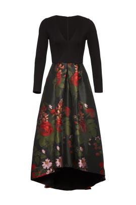 Marilyn High Low Dress by Hutch