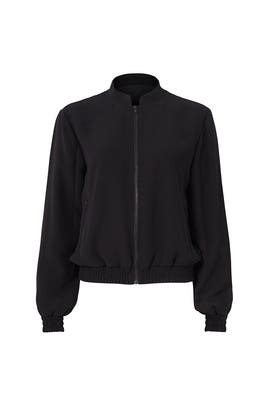 Black Linden Jacket by LIKELY