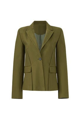 Army Green Blazer by Derek Lam 10 Crosby