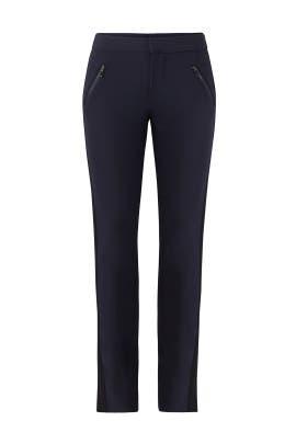 Tuxedo Ava Pants by Rebecca Taylor