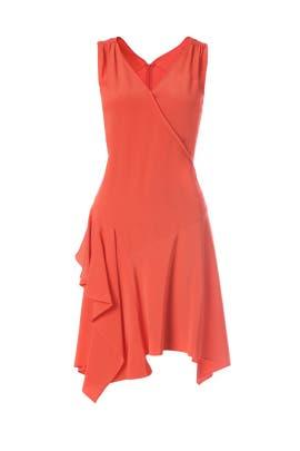 Flamenco Asymmetrical Tank Dress by 10 CROSBY DEREK LAM