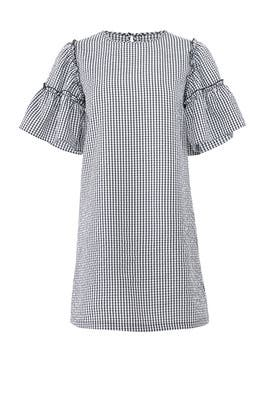 Gingham Hunter Dress by Waverly Grey