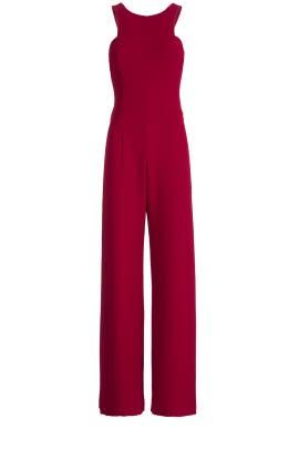 Garnet Jumpsuit by Halston Heritage