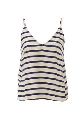 Nautical Breeze Tank Top by ASTR