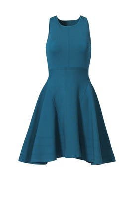 Green Garden Gate Dress by Keepsake