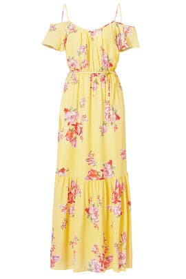 Annada Silk Maxi Dress by Joie
