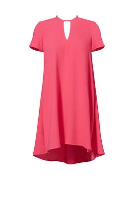 Pink Floramaria Dress by Trina Turk