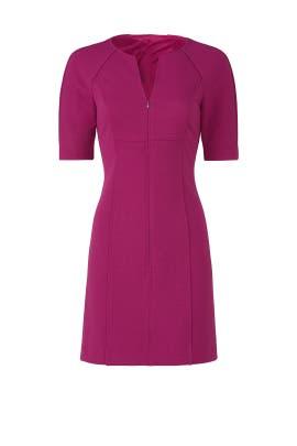 Purple Kane Dress by Trina Turk
