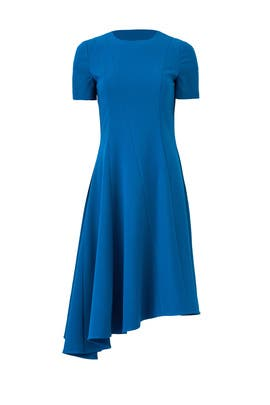Blue Olcay Dress by Black Halo