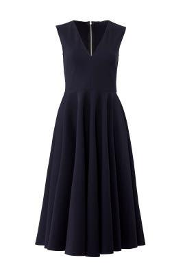 Elegant Plunge Dress by Philosophy di Lorenzo Serafini