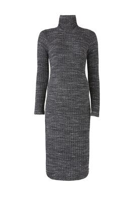 Charcoal Maternity Dress by MONROW