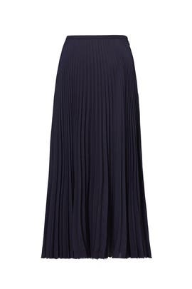 Coastal Pleated Skirt by VINCE.