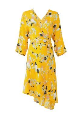 Marigold Eloise Dress by Diane von Furstenberg