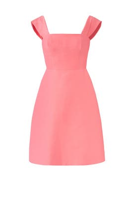 Peony Structured Dress by Halston Heritage