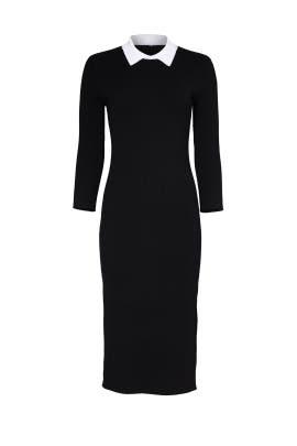 Black Bookish Dress by Trina Turk