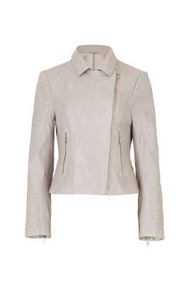 Braelyn Leather Jacket by BB Dakota